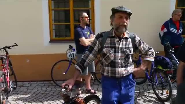 Projekt Do práce na kole pomohl malé Nikolce