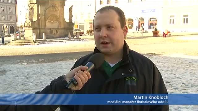 J.Hradec bude hostit superligové utkání ve florbale