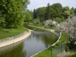 Řeka Nežárka